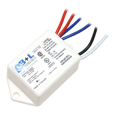 B and L Technologies 50638 - NU6-2128-PSX 277V Compact Fluorescent Ballast