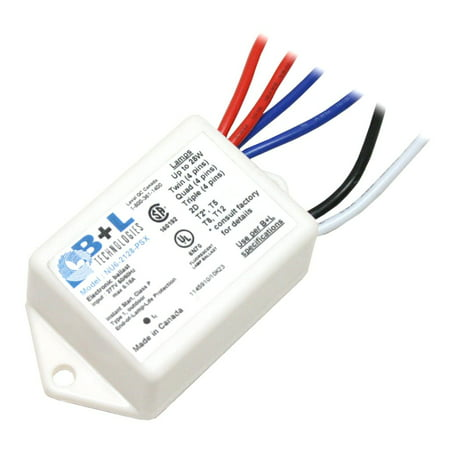 277v Ballast (B and L Technologies 50638 - NU6-2128-PSX 277V Compact Fluorescent)