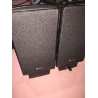 Micro Innovations Multimedia Speakers - Flat Panel Design (MM630D)