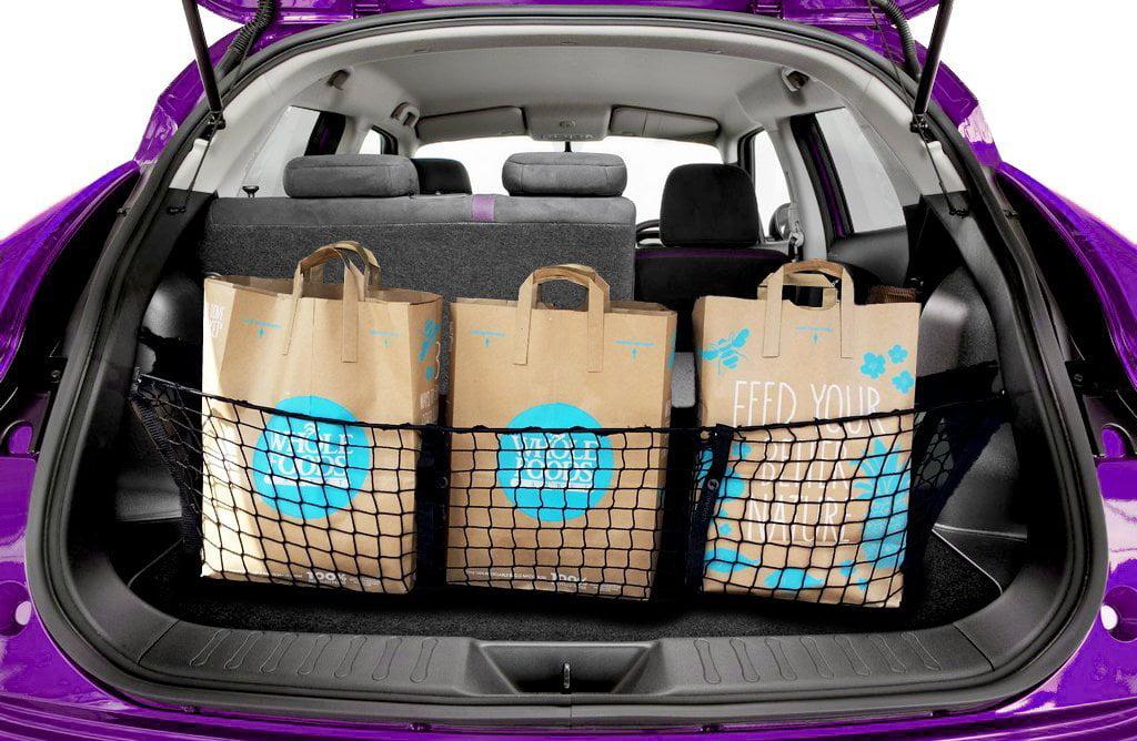 Car Luggage Storage Network Bottles Groceries Truck Hook/&Loop Bag Fixing Net