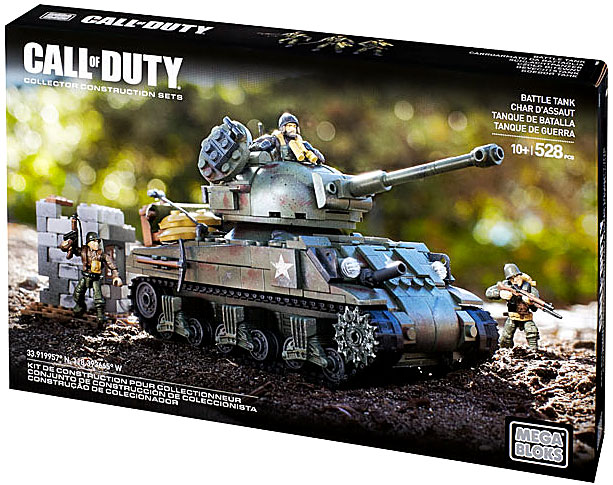 Call of Duty Battle Tank Set Mega Bloks 38165 by Mega Bloks