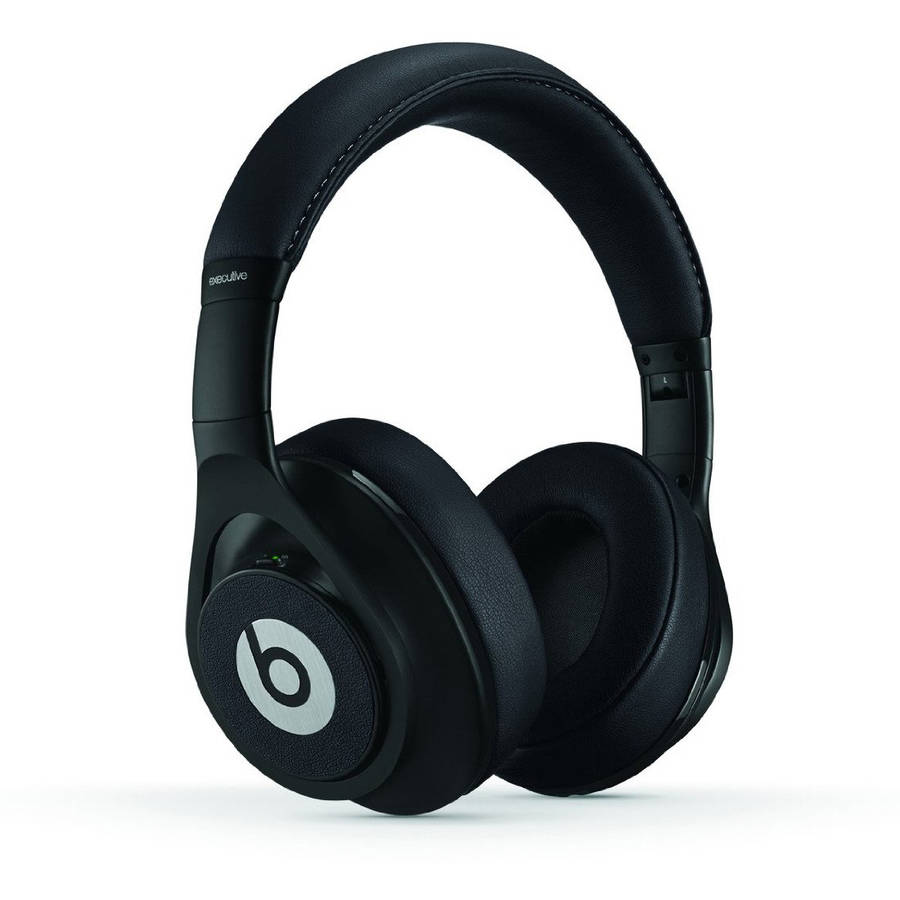 Refurbished Beats by Dr. Dre Executive Over-Ear Noise-Canceling Headphones