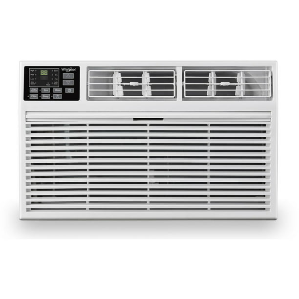 Whirlpool Energy Star 10,000 BTU 115V Through-the-Wall Air ...