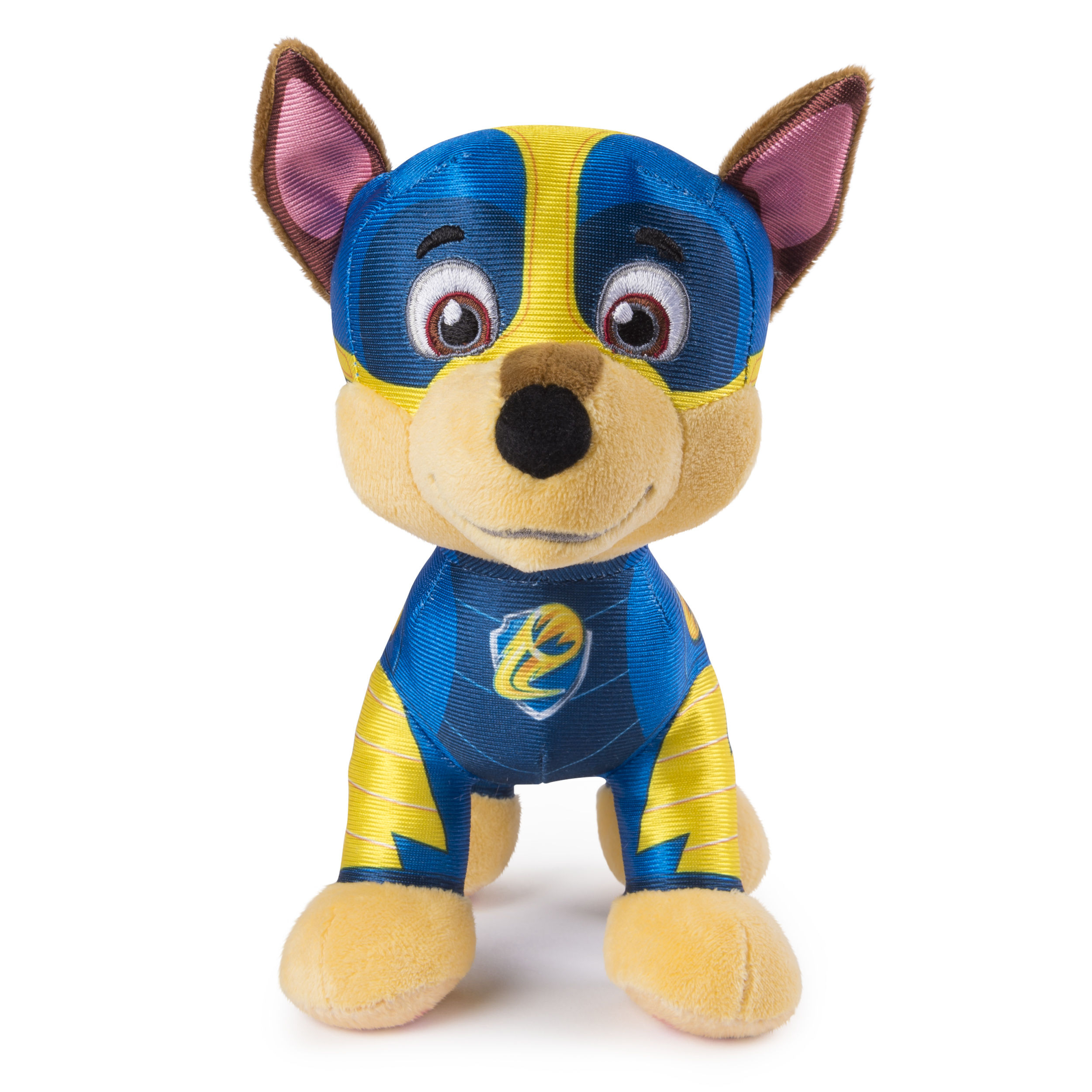 "PAW Patrol - 8"" Mighty Pups Chase Plush, for Ages 3 and Up, Wal-Mart Exclusive"