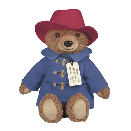 "8.5"" Big Screen Paddington Teddy Bear by Yottoy Inc"