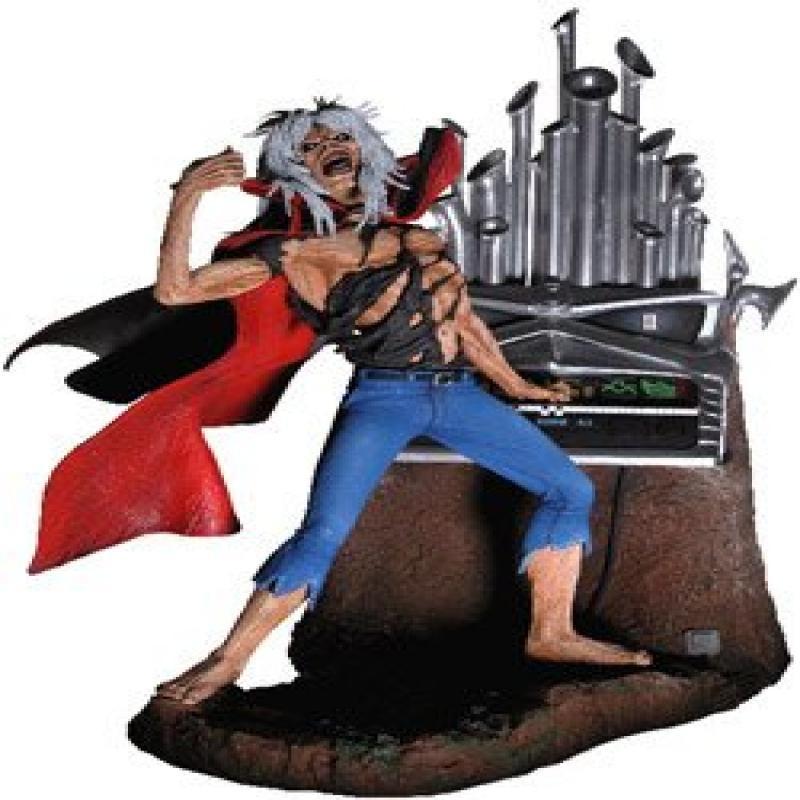 Neca 7 Inch Action Figure Iron Maiden Phantom of the Oper...
