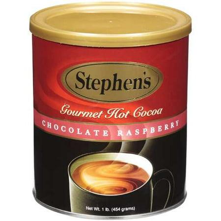 Gourmet Hot Cocoa Recipe (Stephen's Gourmet Chocolate Raspberry Hot Cocoa, 1)