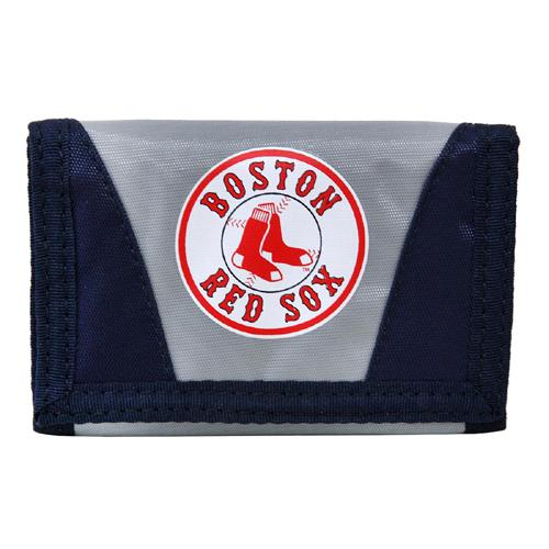 Concept 1 CNO-MLBO5961 Boston Red Sox Mlb Chamber Men's Trifold Wallet