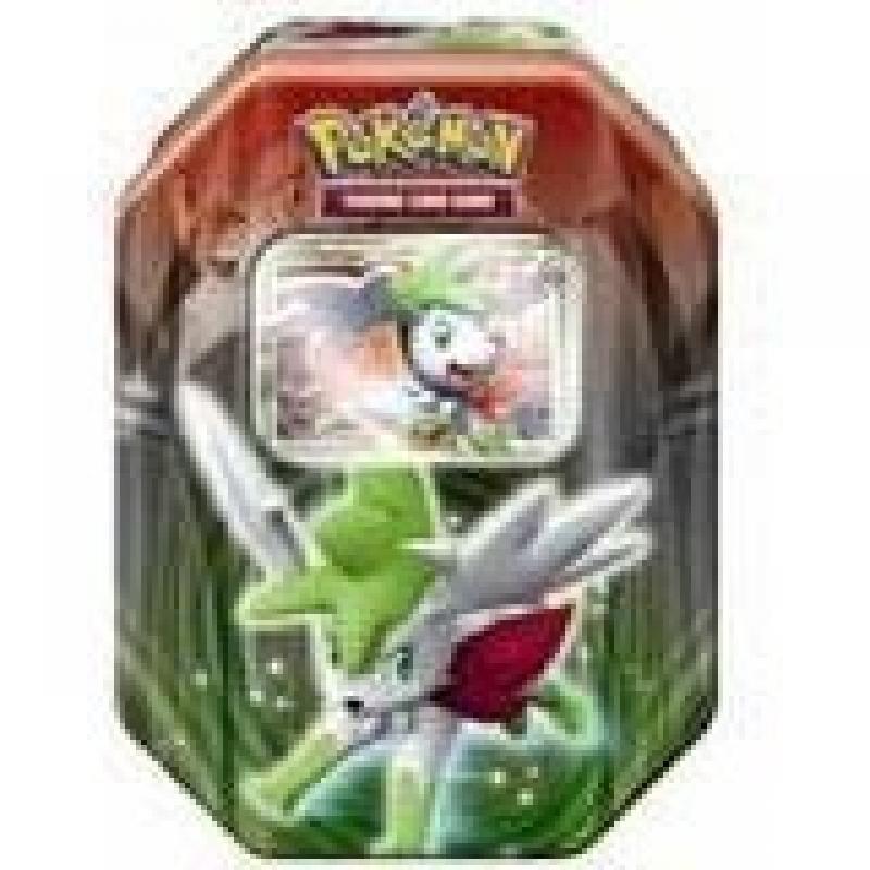 Pokemon Platinum 2009 Collector Tin Set Shaymin [Toy]