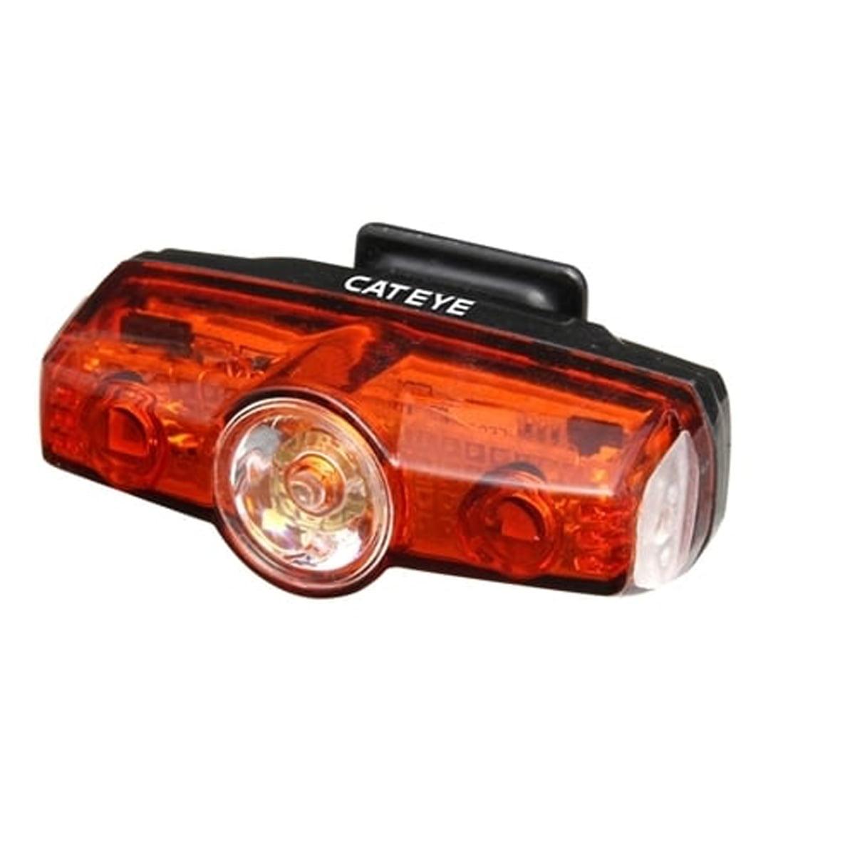 CatEye Rapid Mini 25 Lumen Rear Bicycle Tail Light - TL-LD635-R - 5446353