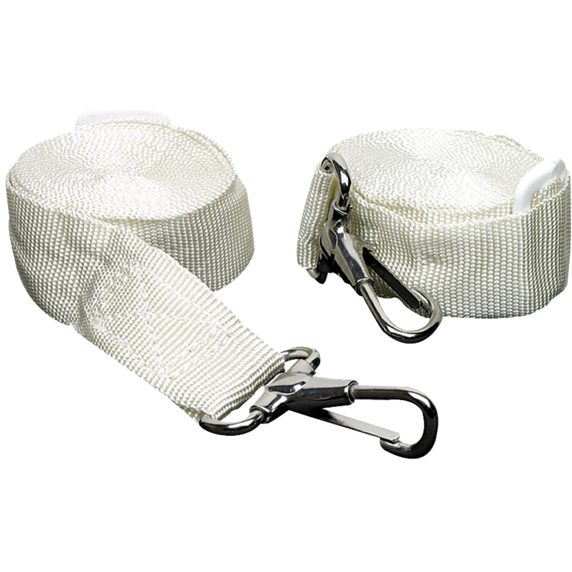 "Seachoice Bimini Top Straps, Adjustable to 96"", 2pk"