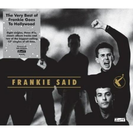 Frankie Said: Very Best of (CD) (The Very Best Of Frankie Valli)