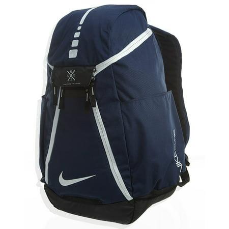 Best Nike Hoops Elite Max Air Team 2.0 Basketball Backpack Midnight Navy/Black/White deal