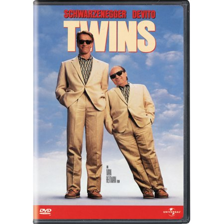 Twins (DVD) (St Cloud Twin Movie Times)