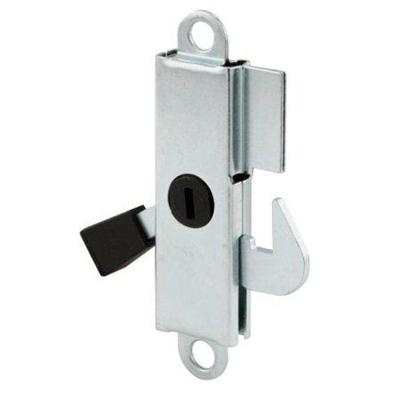 Internal Door Locks (Aluminum Sliding Door Internal Lock With Steel Hook And Lever Prime-Line)