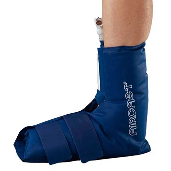 AirCast Ankle Cryo/Cuff No Cooler Pediatric