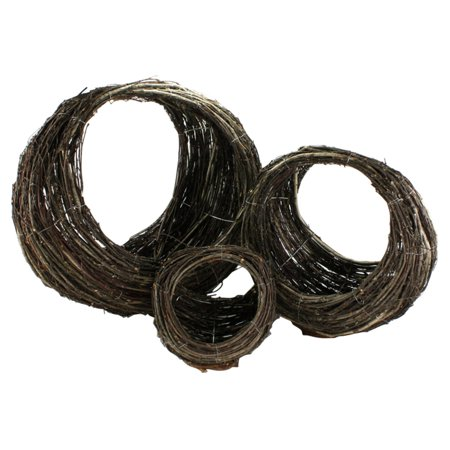 Image of Willow Ellipse Baskets - Set of 3