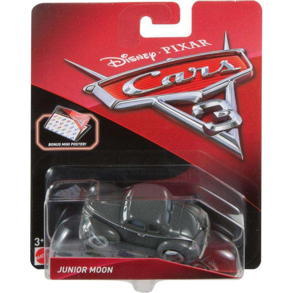 Disney Pixar Cars 3 Junior Moon Die Cast Character Vehicle