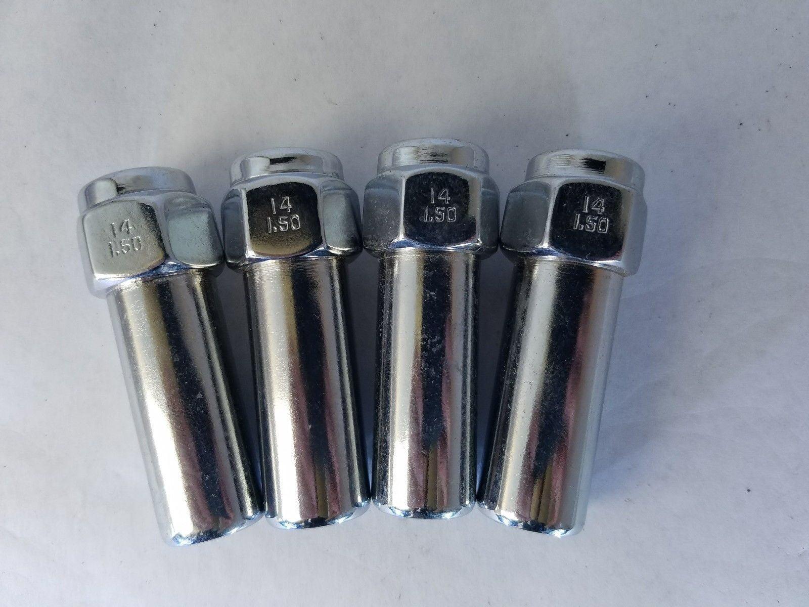 """XL Mag Shank;1//2 R.H.; Close End; 1.75/""""x .740/"""" C8704H-0 Topline Wheels Lug nut"""