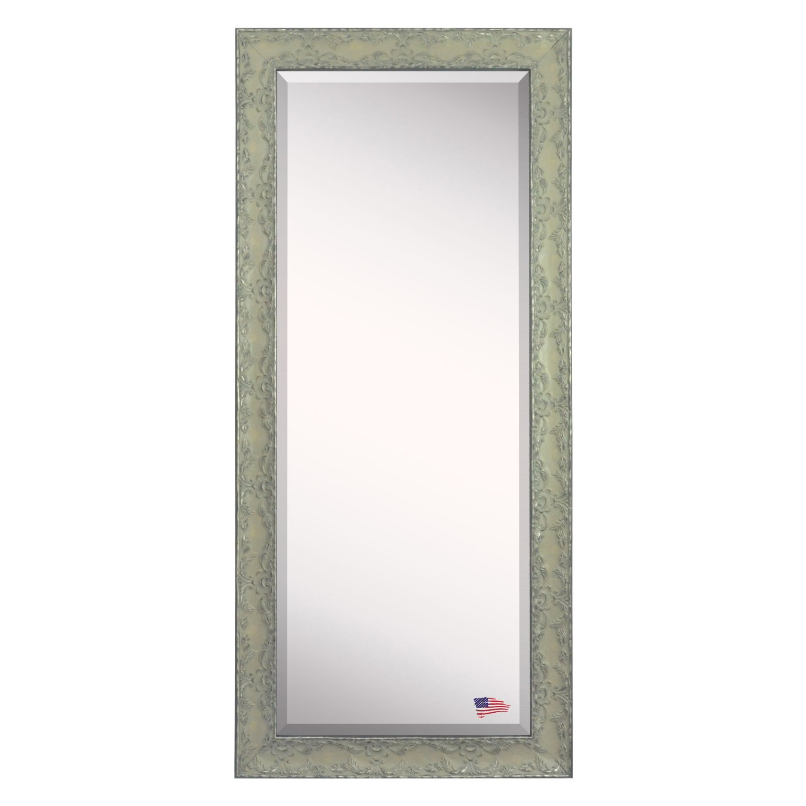 American Made Rayne Maclaren Extra Tall Floor Mirror by Overstock