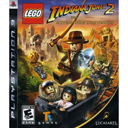 Playstation 3 - Lego Indiana Jones 2 The Adventure Continues