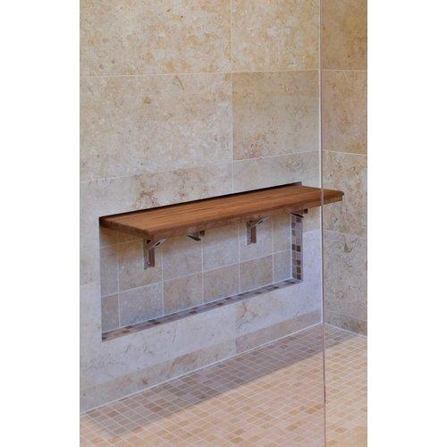 teakworks4u teak shower seat