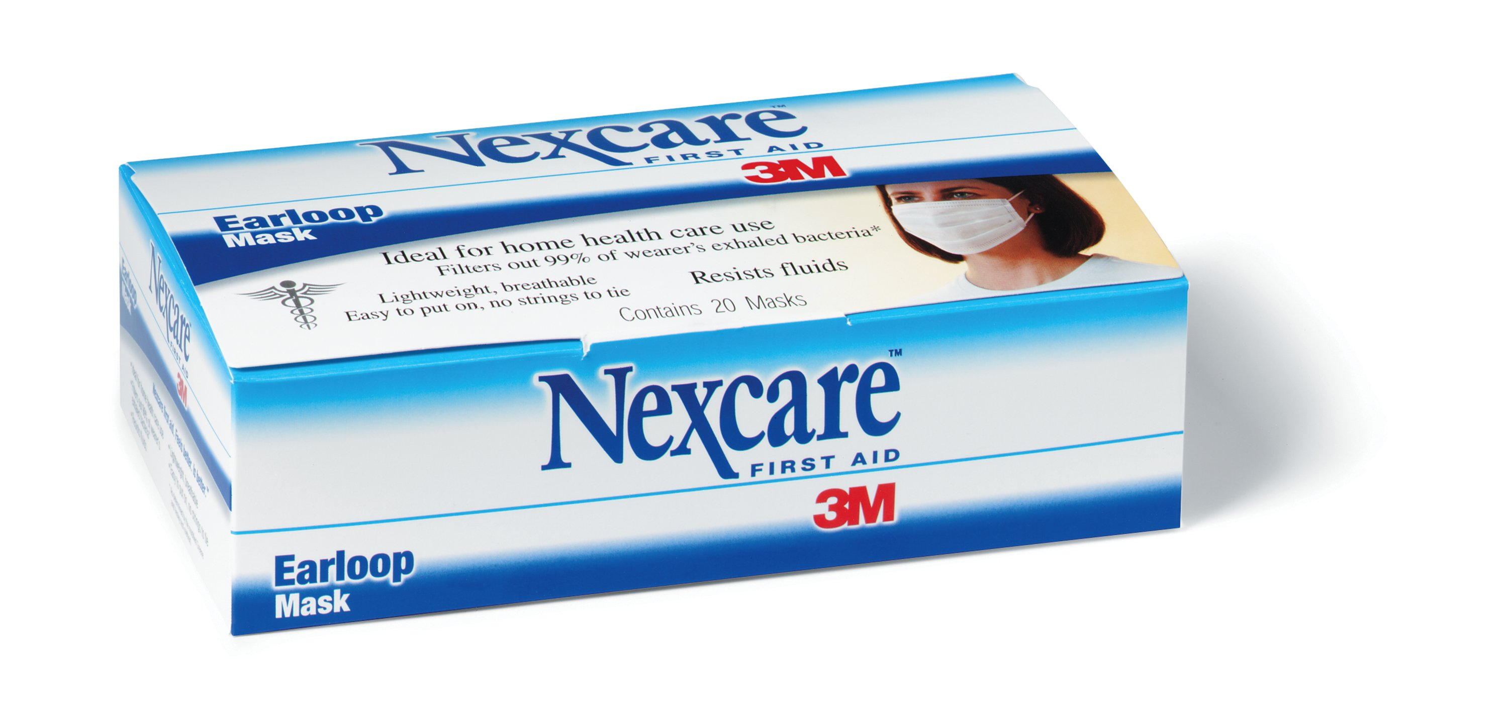3m nexcare face mask