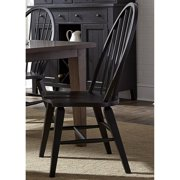 Liberty Furniture Industries Hearthstone Windsor Dining Side Chair - Set of 2