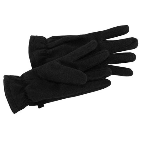 Port Authority® Fleece Gloves.  Gl01 Black L/Xl - image 1 de 1