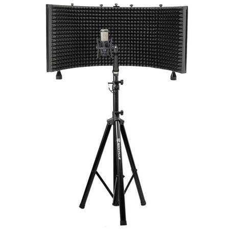 Akg Handheld Condenser Microphone (AKG P420 Studio Condenser Recording Podcasting Microphone+Foam)