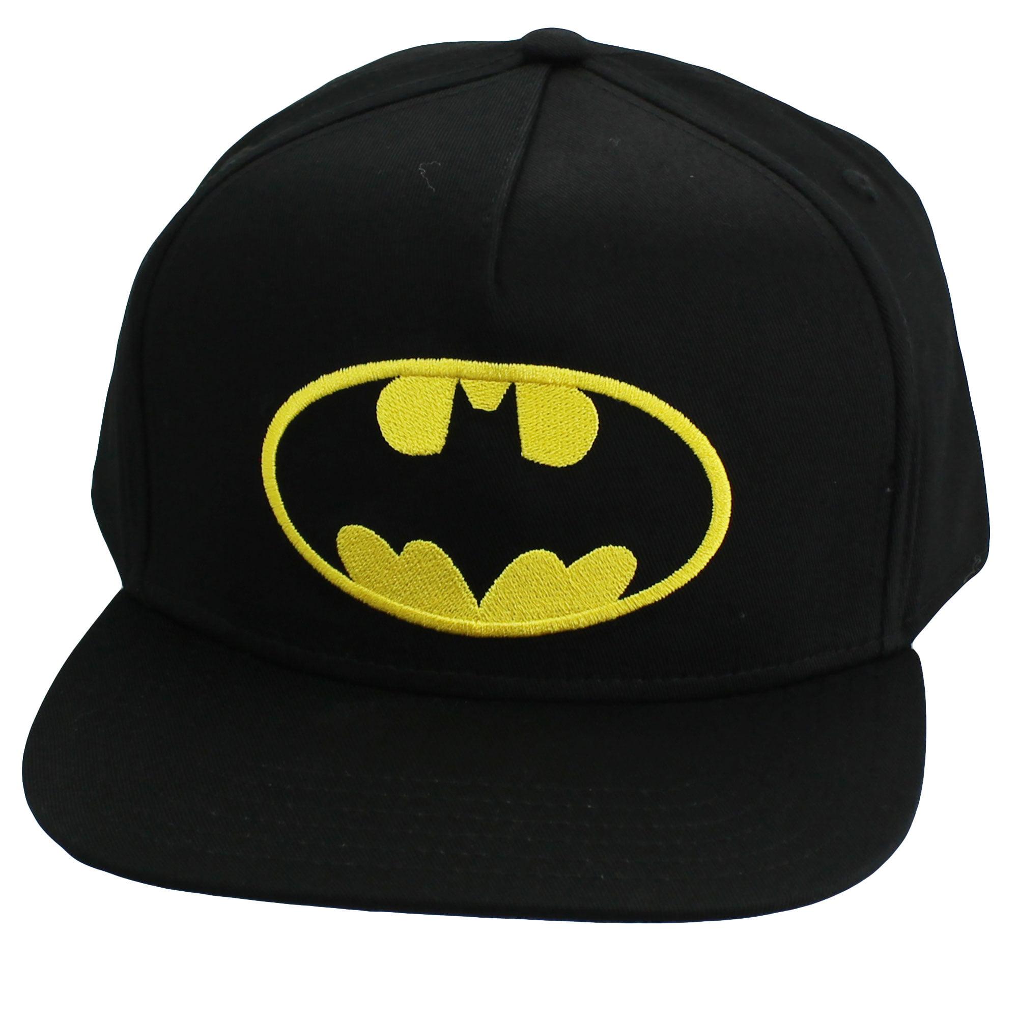 Batman Boy/'s Youth Little Kid DC Comics Reversible Sublimated Bucket Hat Cap