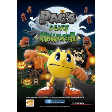 Pac's Scary Halloween (PAC's Scary Halloween (Vudu Digital Video on)