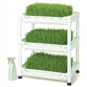Tribest SM-350 Sproutman's Soil-Free Deluxe Wheatgrass Grower