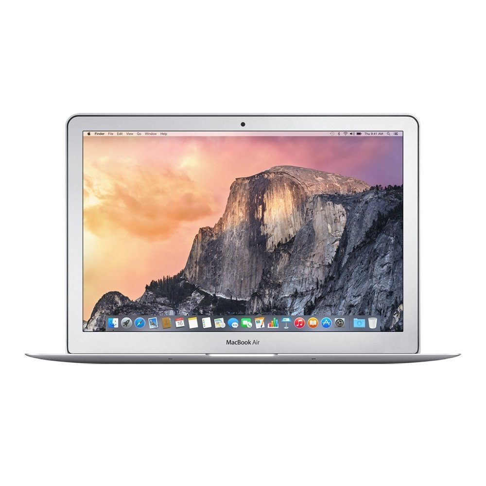 "Refurbished - Apple MacBook Air 11.6"" LED Laptop 1.6GHz Intel i5 4GB 128GB SSD MJVM2LLA"