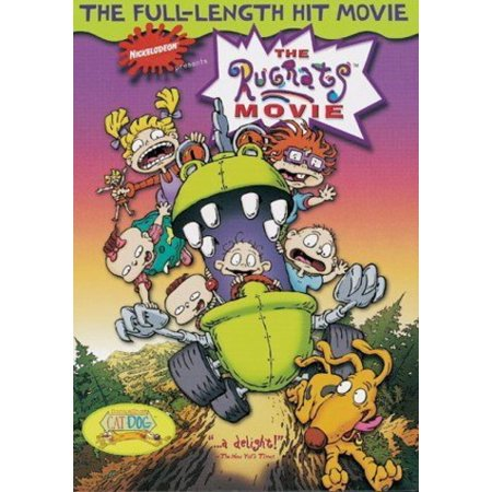Rugrats Movie - The Rugrats Halloween Vhs