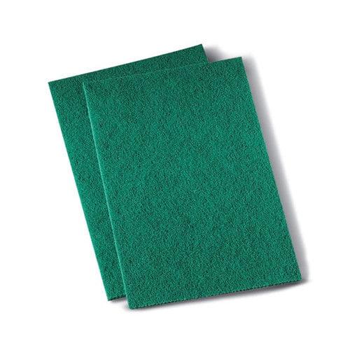 PREMIERE PADS Medium Duty Scour Pad in Green