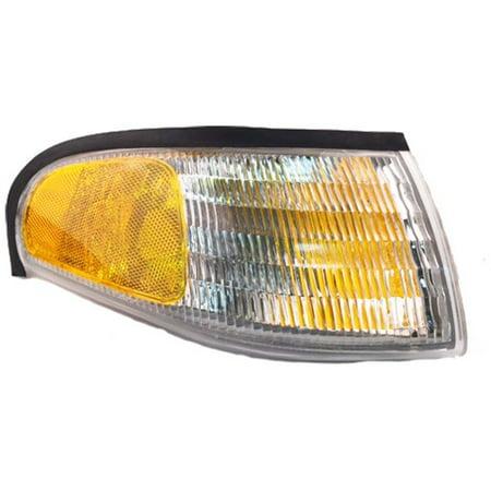 Brand New Right Corner Light Fits 1994-1998 Ford Mustang Passenger Side