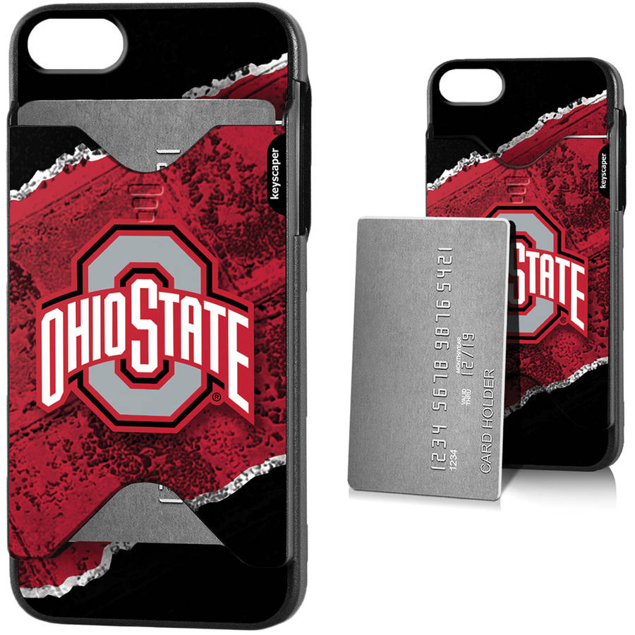 Ohio State Buckeyes Apple iPhone 5/5s Credit Card Case