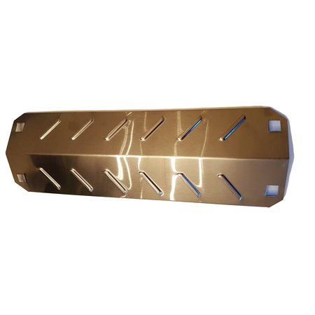17.125 inch Replacement heat plate for table top bbq grill ()