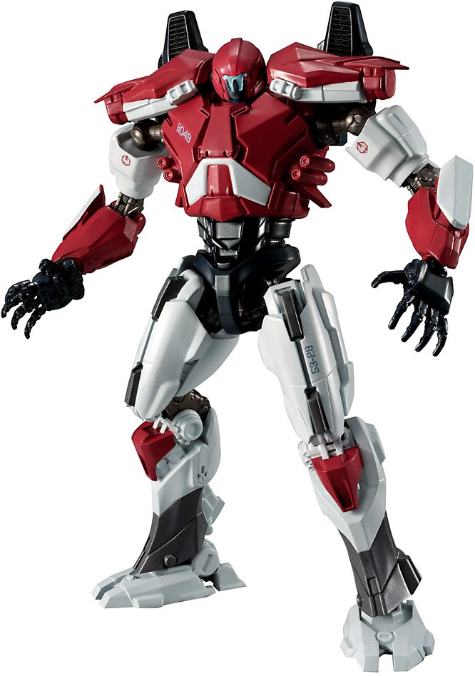 Pacific Rim Robot Spirits Guardian Bravo Action Figure by Bandai