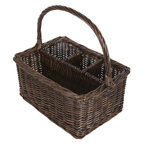 KAF Home Willow Utensil Caddy