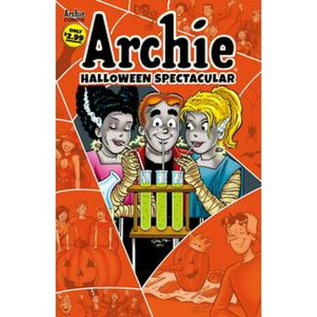 Archie Halloween Special #1 - eBook - Home Improvement Halloween Special Part 1