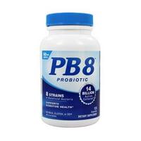 2 Pack PB 8 Pro-Biotic Acidophilus, Nutrition Now, 120 capsules each