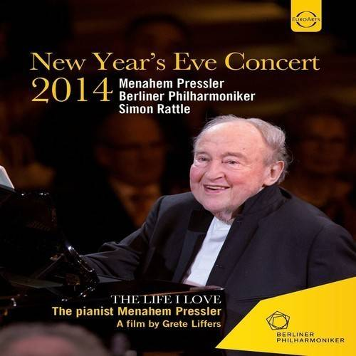 Berliner Philharmoniker New Year's Eve Concert (Blu-ray) by