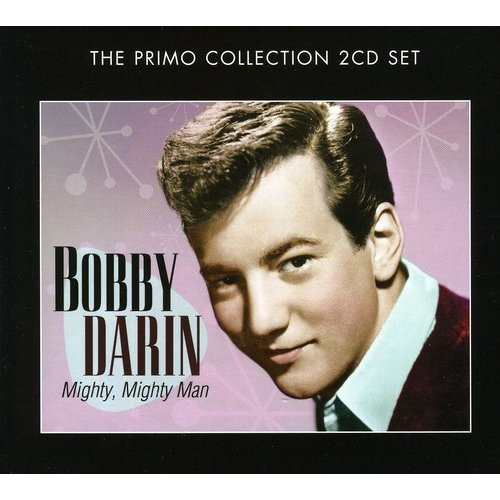 Bobby Darin - Mighty Mighty Man [CD]