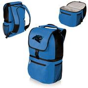 Carolina Panthers Zuma Cooler Backpack - Blue - No Size