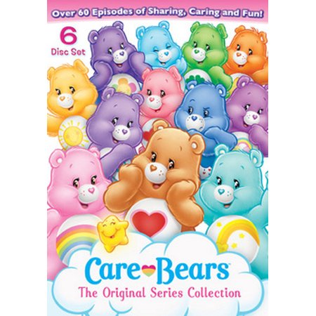 Care Bears: The Original Series Collection (DVD)](Angry Care Bear)