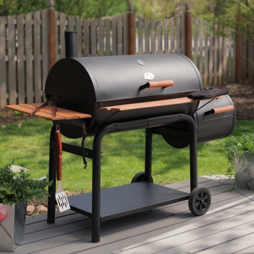 Char-Griller Smokin Outlaw Charcoal Grill