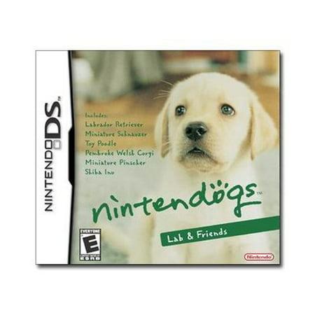 Nintendogs Lab & Friends - Nintendo DS (Nintendogs Best Friends Cheats)