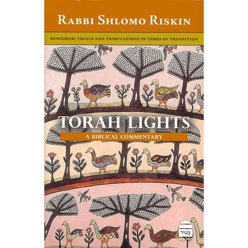 Torah Lights: Bemidbar: Trials and Tribulations in Times of Transition